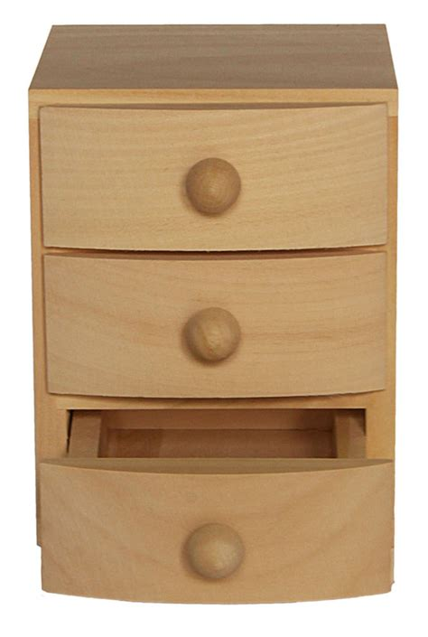 Wooden Drawer Chest by Pine Wood 3 Drawer Chest Of Drawers
