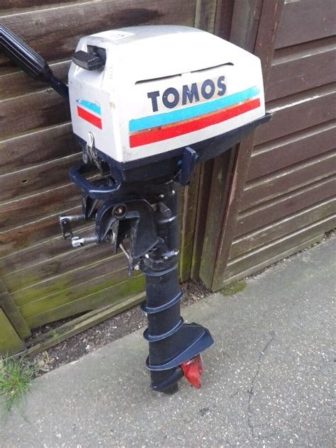 boat motors air cooled tomos 4 8hp outboard air cooled boat engine in eastleigh