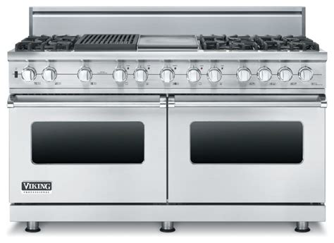 propane kitchen appliances viking 60 quot pro style dual fuel range stainless liquid