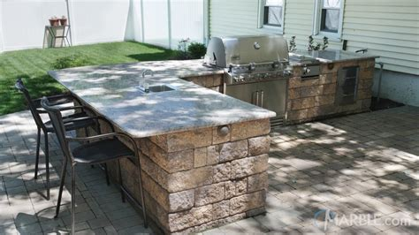 caring for your outdoor countertops top maintenance tips