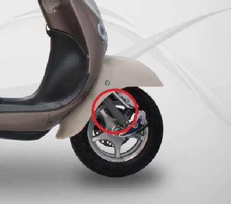 scooter bueyuek lastik takmak