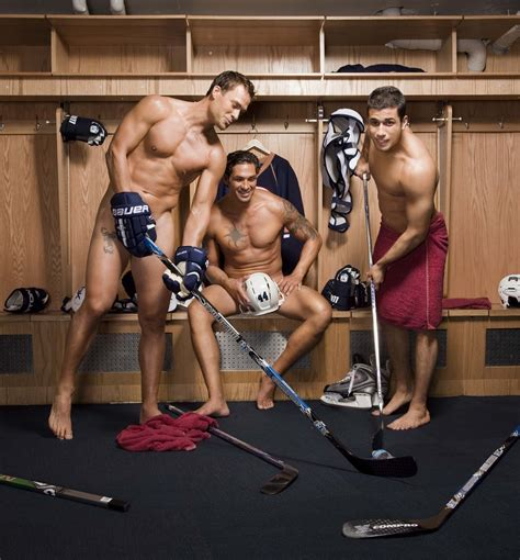 hockey hunks august 2012