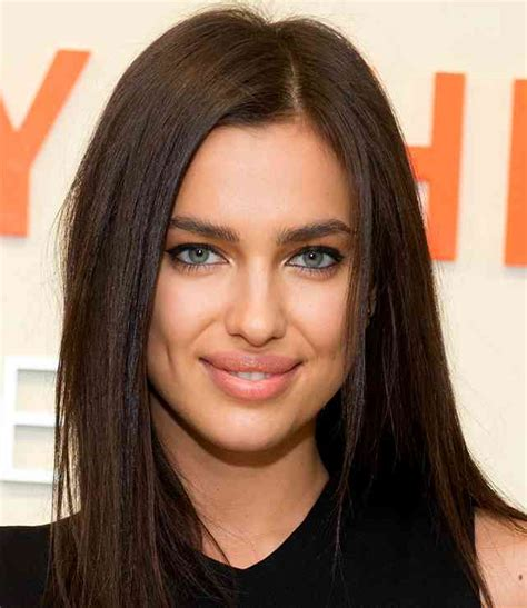 irina shayk natural highlights the brow bronzer makeup