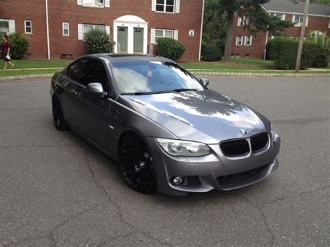 bmw 335i coupe 2011 2011 bmw 335i coupe m package