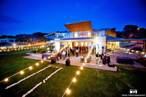 seaside wedding venues new scripps seaside forum modern san diego wedding venue