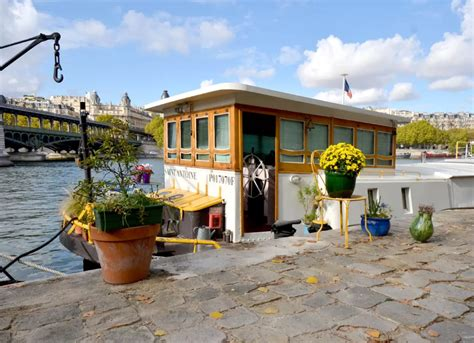 airbnb boat rental parisian houseboat on airbnb 16 vacation homes you can