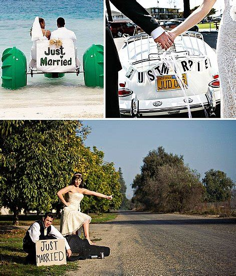 Cartello Just Married Per Auto by Just Married 2 21902 Sposalicious