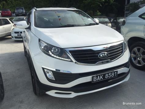 Kia Sportage Brunei 2013 Kia Sportage 2 0 Auto Cars For Sale In Brunei