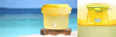Water Dispencer 10liter Tupperware tupperware water all water dispenser 10l blue