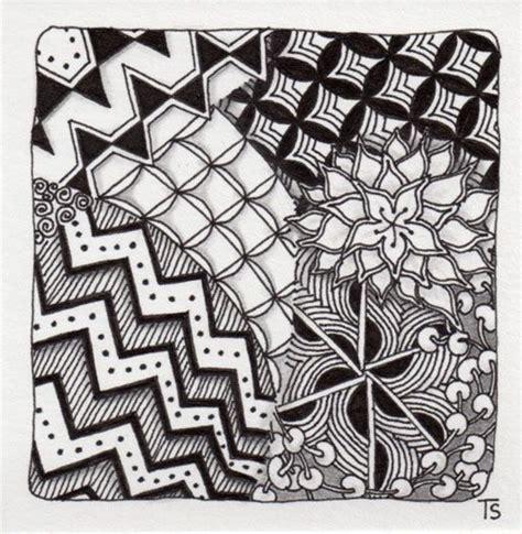 zentangle pattern scoodle pin by stefanie van leeuwen on zentangle inspiration