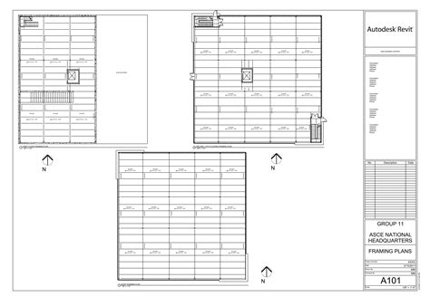 steel floor framing plan plans sections details structural system design