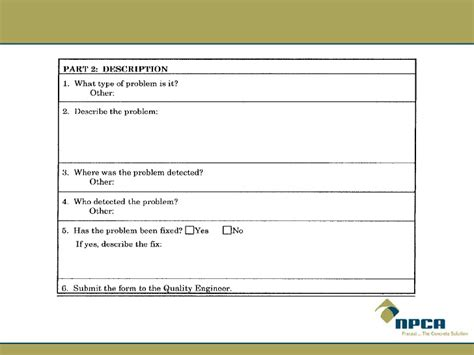 19 Quality Control Review Form Pictures 5 Ways Construction Inspection Checklists Will Root Cause Analysis And Corrective Plan Template