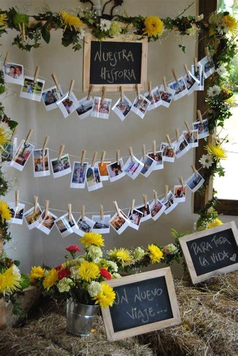 decoracion con collage para bautizo m 225 s de 25 ideas incre 237 bles sobre recuerdos de aniversario