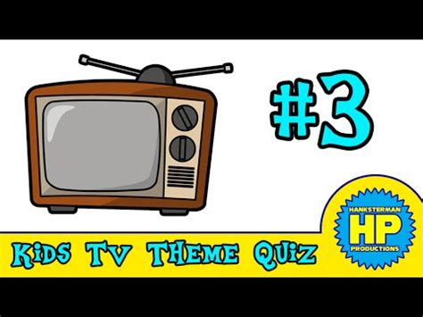 youtube tv theme quiz hankstermans kids tv theme quiz part 3 new youtube