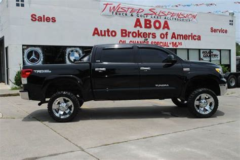Toyota Tundra Sr5 Package Sell Used 2011 Toyota Tundra Sr5 Trd Package