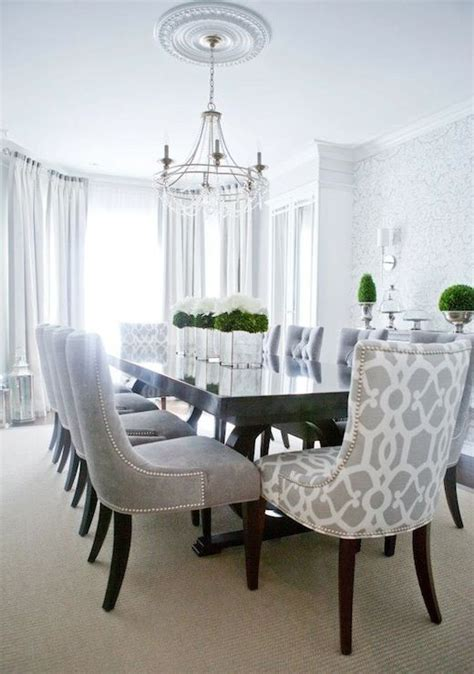 Grey Dining Room Table Sets Best 20 Gray Dining Tables Ideas On Pinterest Dinning Room Centerpieces Grey Special Dinner