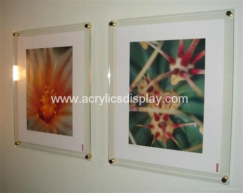 Acrylic Poster acrylic poster kits wall frame apf 02 tw china manufacturer photo album frame arts