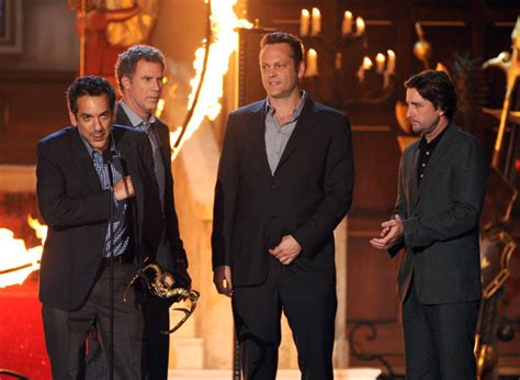 will ferrell vince vaughn luke wilson will ferrell pictures spike tv s 6th annual 2012 quot guys