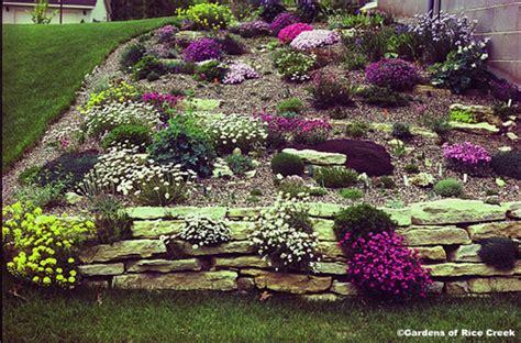 slope garden design ideas home trendy