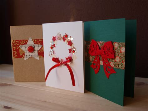 pics for gt creative homemade christmas card ideas