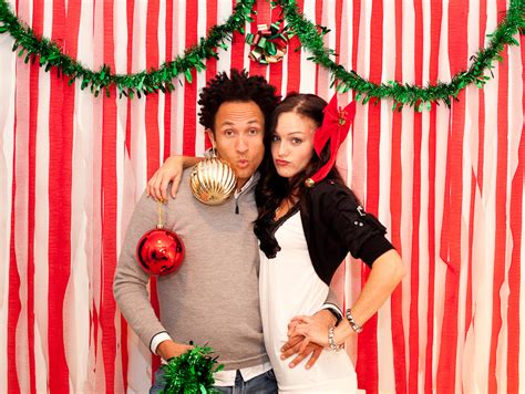 christmas photobooth fun alanna nicole photography