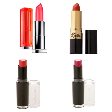 drug store coral colors best drugstore coral lipstick winnietsuii my current