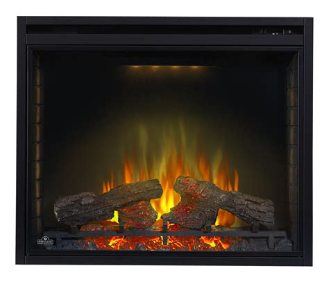 Napoleon Fireplace Electric napoleon nefb33h 33 quot ascent built in electric fireplace