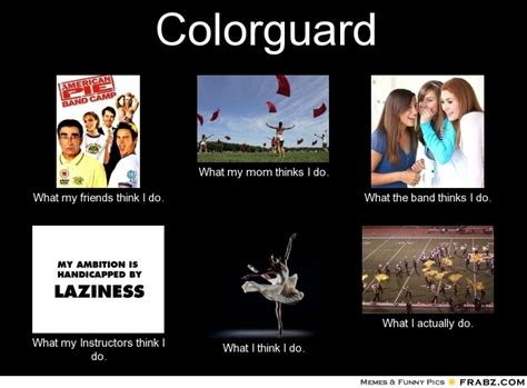 Color Guard Memes - 1000 images about colorguard on pinterest spinning
