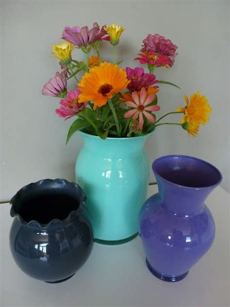 apartment decor diy painted glass vases 25 best ideas about painted glass vases on