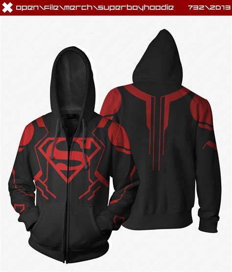 Dc Jacket Bb Hodie would you buy at least one of these hoodies dc comics comic vine