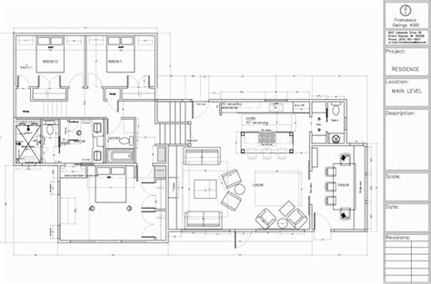 interior design floor plan project planning francesca owings asid interior