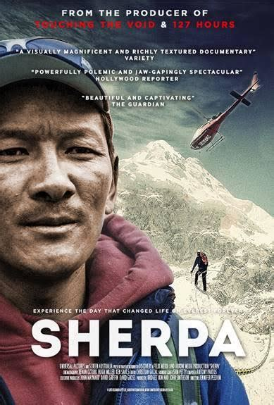 film everest in london movie review sherpa trouble on everest