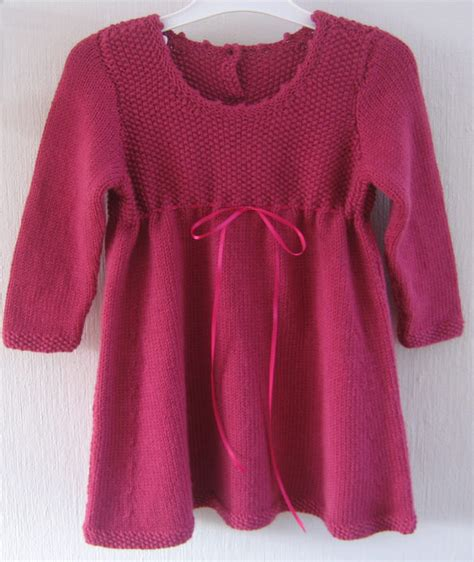 baby dress free knitting pattern dresses and skirts for children knitting patterns in the