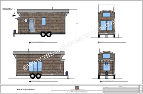 micro house plans design plan tiny house bohemian tiny house france