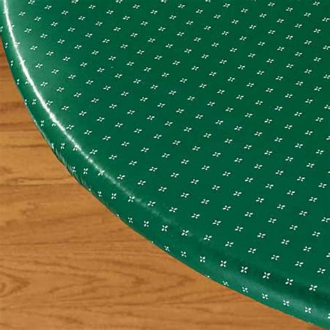 original elasticized vinyl table cover kimball