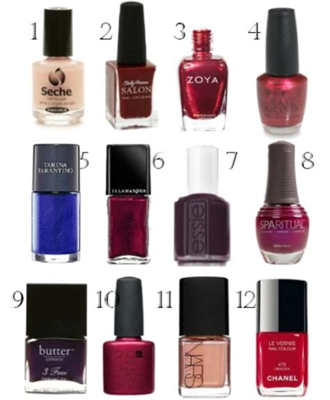 Nail Brands by Next Best Is Better Comparing Nail Brands