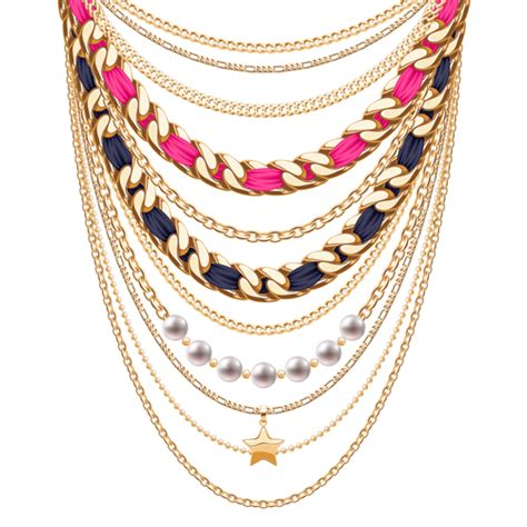 free design jewelry necklace vector free download www pixshark com images