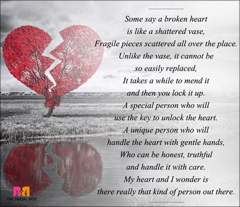 heart touching love poems for her graphics heat broken hearts poems for him www pixshark com images