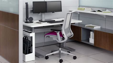 steelcase adjustable desk series 5 series 7 desks products and offices