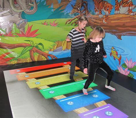 Interactive Floor by International Play Co Playground Manufacturer Equipment
