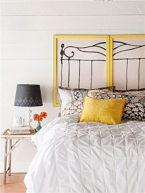 cheap and easy headboard ideas cheap and chic diy headboard ideas