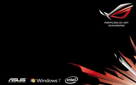 rog hd wallpaper for asus by macboy1 on deviantart asus republic of gamers wallpapers wallpaper cave