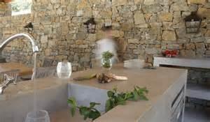 Délicieux Cuisine D Ete Couverte #2: cuisine-exterieure-beton-cir%C3%A9.jpg