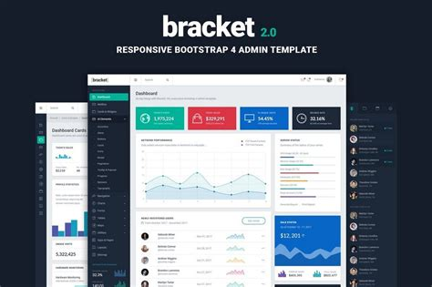 40 Best Bootstrap Admin Templates Of 2019 Design Shack Responsive Email Template Bootstrap