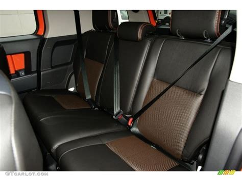 Fj Interior by Charcoal Interior 2013 Toyota Fj Cruiser 4wd Photo