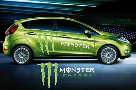 Monster Energy Aufkleber Auto Gro by Monster Energy Aufkleber Riesengro 223 Biete