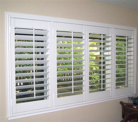 Interior Shutters For Windows Inspiration 25 Best Ideas About Interior Window Shutters On Indoor Window Shutters Interior