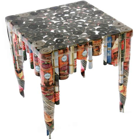 things made out of recycled materials 10 interesting furniture items made from recycled