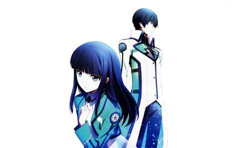the irregular at magic high school tatsuya and miyuki the irregular at magic high school