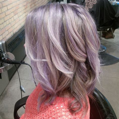 lilac higlights 1000 ideas about lavender highlights on pinterest